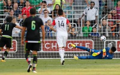 Jesse Gonzalez, combinado de canteranos de la MLS