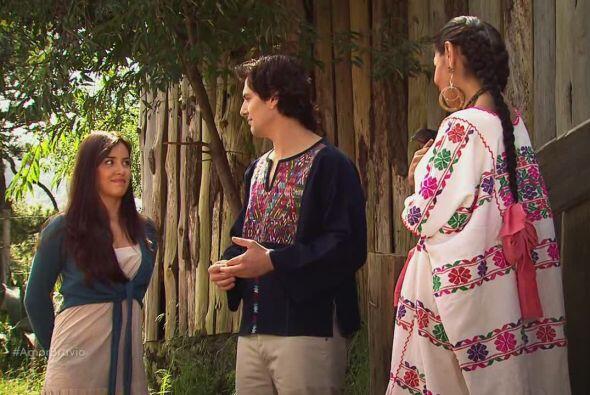 En Chiapas, Luzma conoce a una mujer que podría ayudarla a supera...