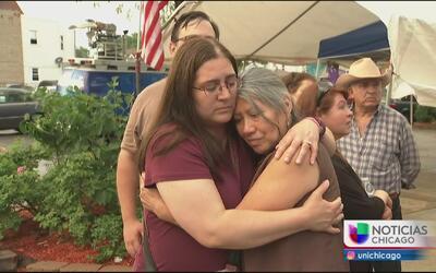 Madre de padre atropellado al suroeste de Chicago exige justicia