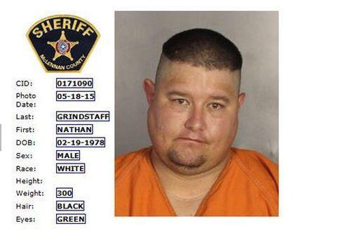 Nathan Grindstaff (Departamento de Policía de Waco).