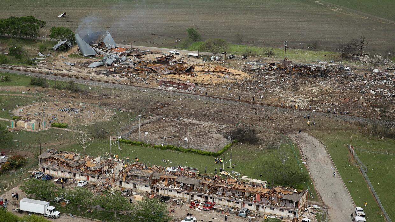 Explosión dejó más de 160 heridos y al menos 500 ca...