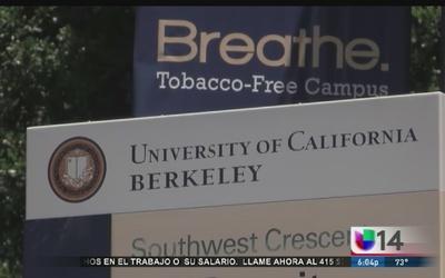 Estudiante de UC Berkeley da positivo a sarampión