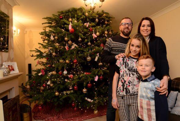 """Nicola dijo """"la Navidad pasada fue un momento muy difícil para no..."""