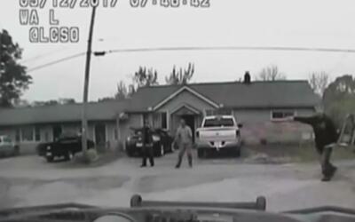 Pistolero asesinó a tiros a su exnovia y a un policía en un asilo de anc...