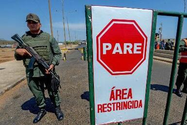 Continúa el cierre de la frontera entre Colombia y Venezuela