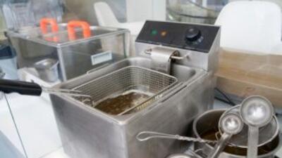 Grasa cocina