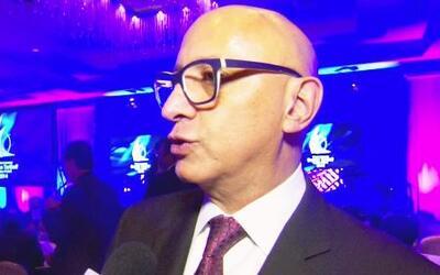 Alberto Ciurana, presidente de Programación y Contenido de Univision, ha...