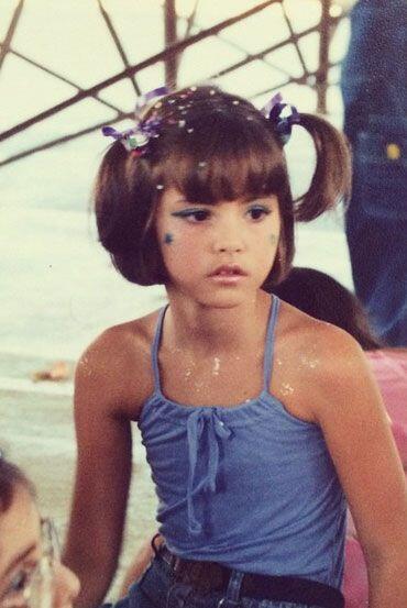 No pueden negar que desde muy pequeña, la colombiana Paulina Vega...