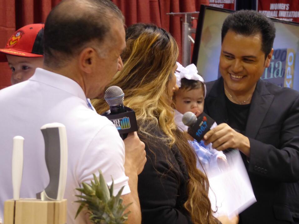 Mira el ambientazo de Familia y Hogar Expo 2017