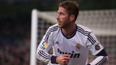 El capitán del Madrid insistió en el buen trabajo de su equipo.