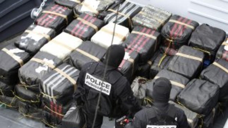Los decomisos de cocaína en esa nación aumentaron de 8.9 toneladas en 20...