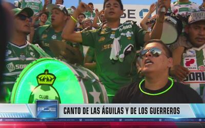 Duelo de barras: América vs Santos en Frisco