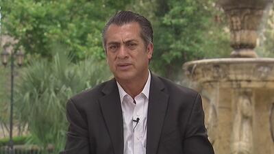 Jaime Rodríguez Calderón 'El Bronco' en Al Punto con Jorge Ramos