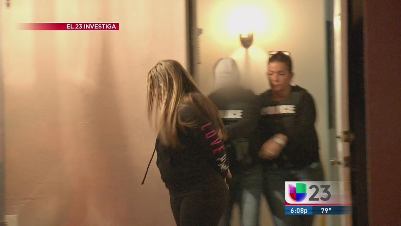 Continúan los arrestos por presuntos fraudes en un grupo de condominios...