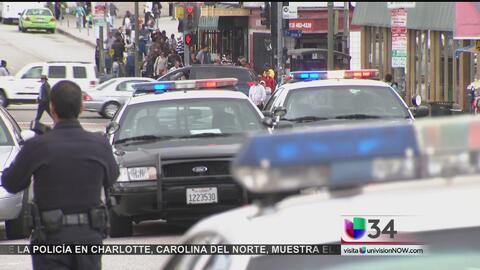 Nueva ley abre datos sobre el actuar de la policía