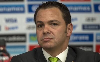Santiago Baños se iría al América, en el Tri confirmaron que recibió una...