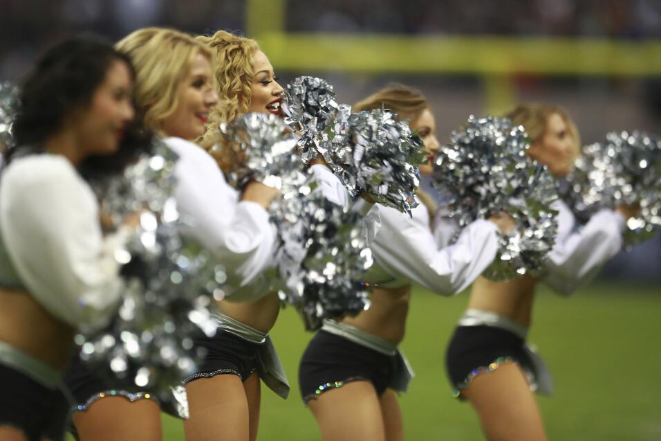 New England Patriots vs. Oakland Raiders se jugará el 19 de noviembre en...