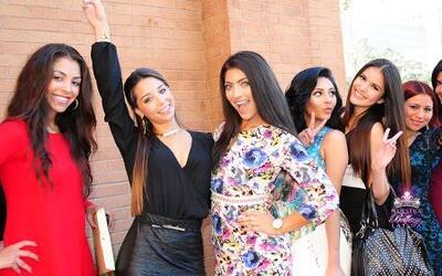 Houston brilla en Nuestra Belleza Latina