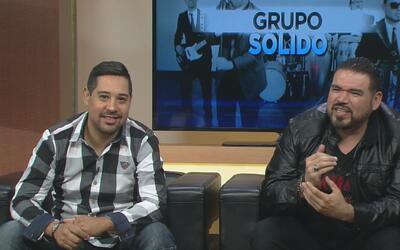 El Grupo Sólido se presenta en el Uforia Lounge de Houston