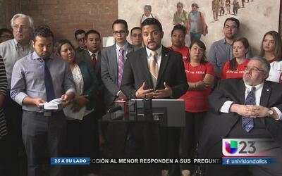 Activistas y abogados se unen para luchar en contra de la ley SB4