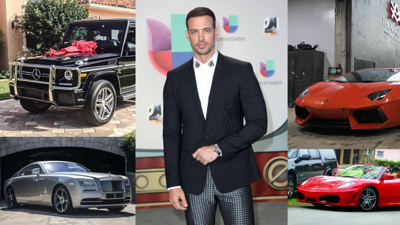 El célebre actor cubano posee una colección de vehículos repleta de mode...