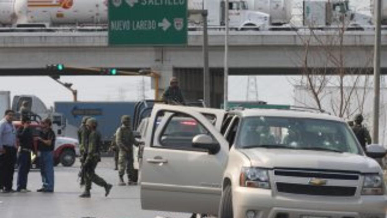 Violencia en Coahuila.