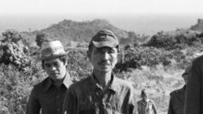 Hiroo Onoda sorprendió a Japón con su inesperada aparición en 1974, cuan...