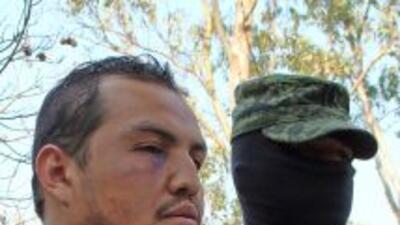 Juan Bosco, director de la policía preventiva de Cuernavaca, fue detenid...