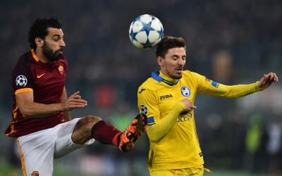 Roma vs. BATE