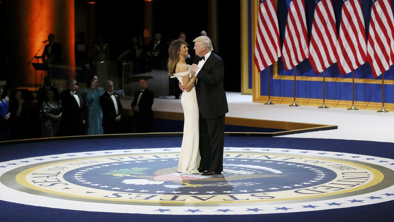 'My Way' de Frank Sinatra, la canción que eligió Donald Trump para el ba...