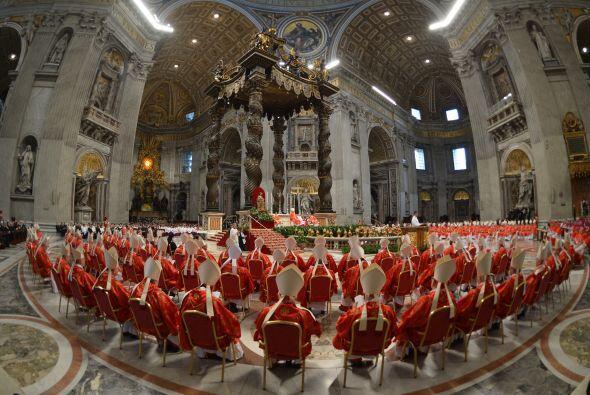 """Sodano se refirió a la misión del papa y dijo que la """"actitud fundamenta..."""