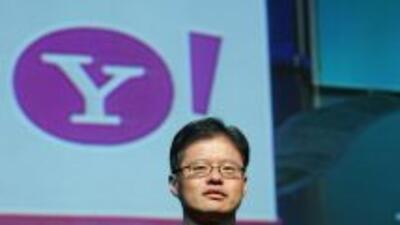 Yang fue presidente de Yahoo! desde junio de 2007 hasta enero de 2009.