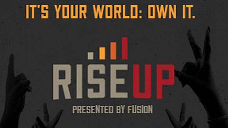 Fusion Rise Up: Los famosos alzan la voz