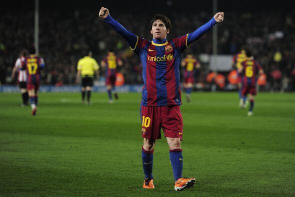 Ese gol le daba la tranquilidad a todo el Camp Nou.