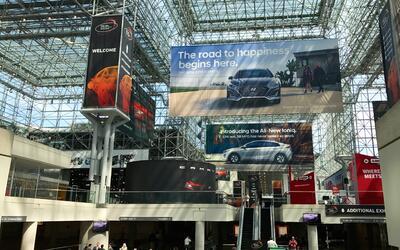 Auto Show de Nueva York 2017