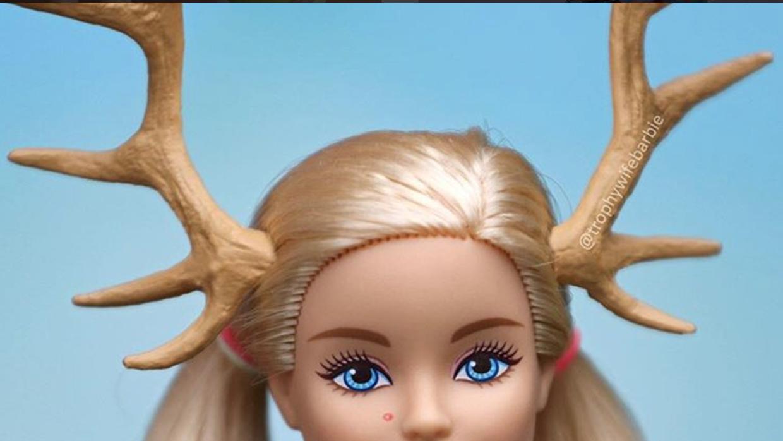 Trophy Wife Barbie