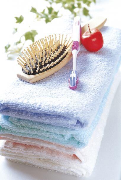 Las toallas hechas a base de bambú tienen beneficios por los cual...