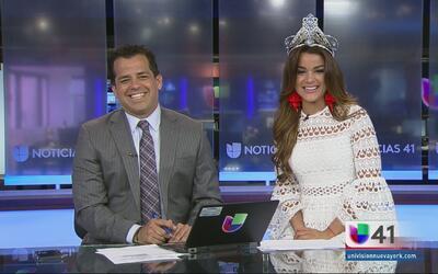 Clarissa, la Nuestra Belleza Latina de NY