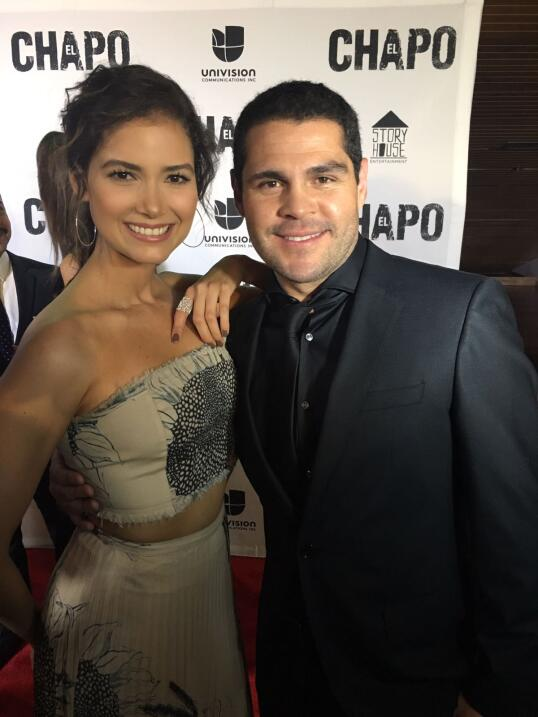 Premiere 'El Chapo'