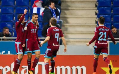 Real Sociedad golea 3-0 al Granada
