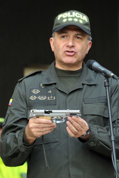 El 'Cuchillo' era buscado en EU por eso es un orgullo para la polic&iacu...