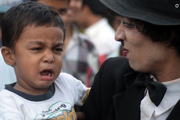 Durante la infancia, los hijos llegan a desarrollar muchos temores pues...