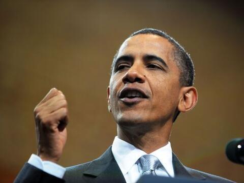 El presidente Barack Obama está satisfecho de que Estados Unidos pueda t...