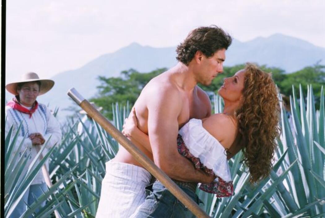 """""""La Gaviota"""" realizó su última telenovela junto a Eduardo Yáñez en """"Dest..."""