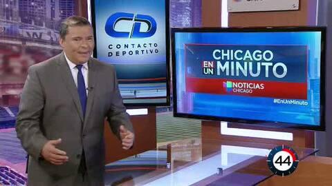 Contacto Deportivo Chicago en un minuto: Gran contratación del Chicago F...