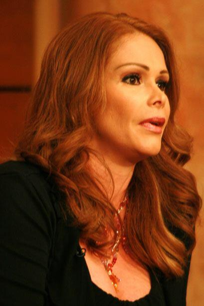 Patty Álvarez llegó a la corte de Veredicto Final para opi...