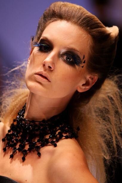 El 'smoky eyes' es una de las tendencias favoritas para resaltar las mir...