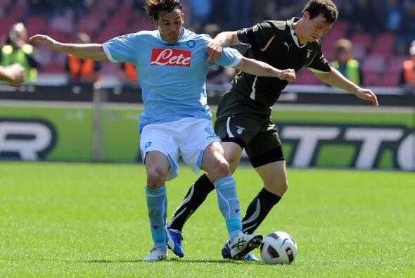Tras jugarse el 'derby' de Milan, se disputó el resto de la jorna...