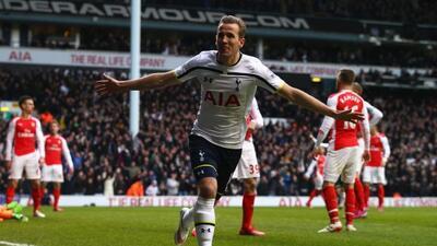 El joven delantero del Tottenham marcó los dos goles del triunfo ante Ar...