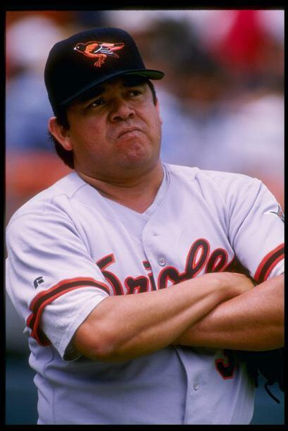Jugó para los Orioles de Baltimore en 1993.